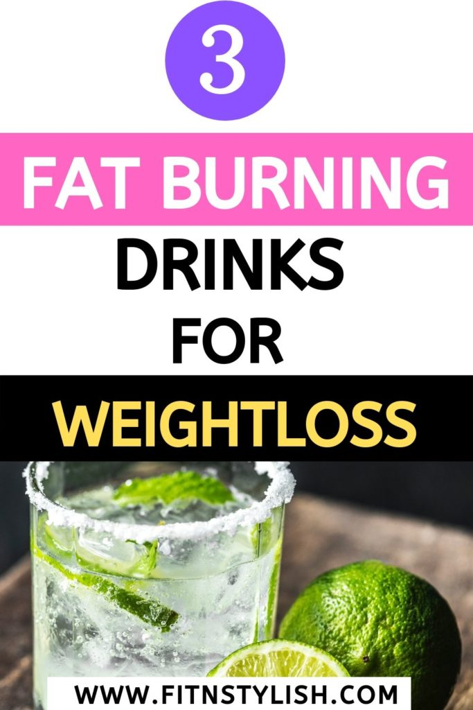Fat burning drinks for weightloss, try these 3 fat cutter drinks to remove belly fat in 1 week.
