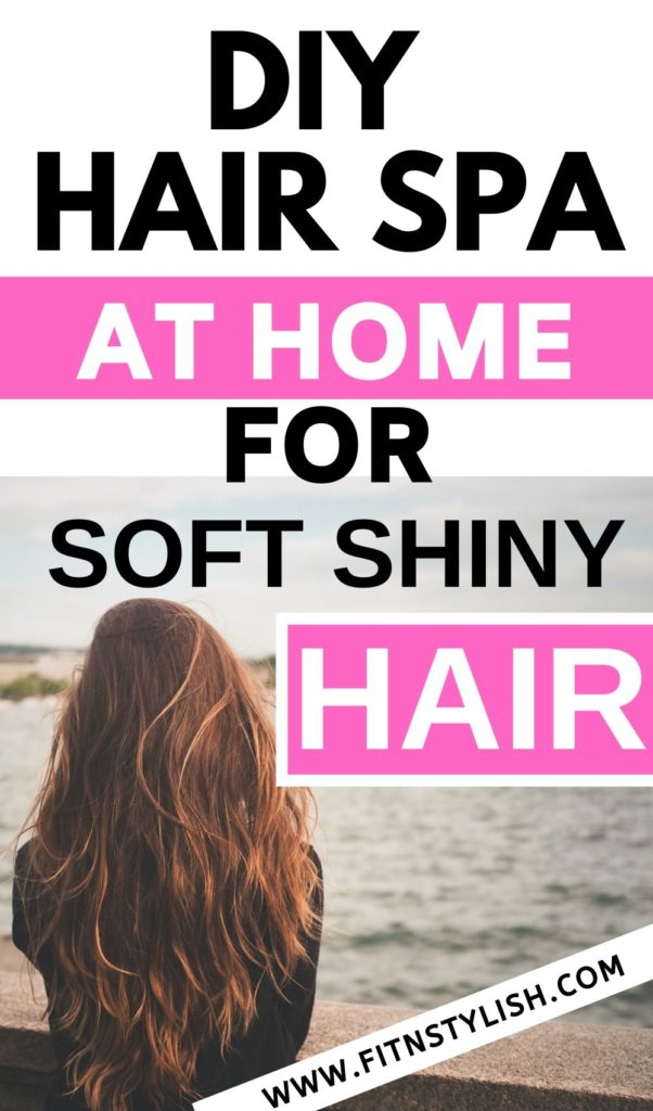 How to Do Hair Spa at Home: step by step