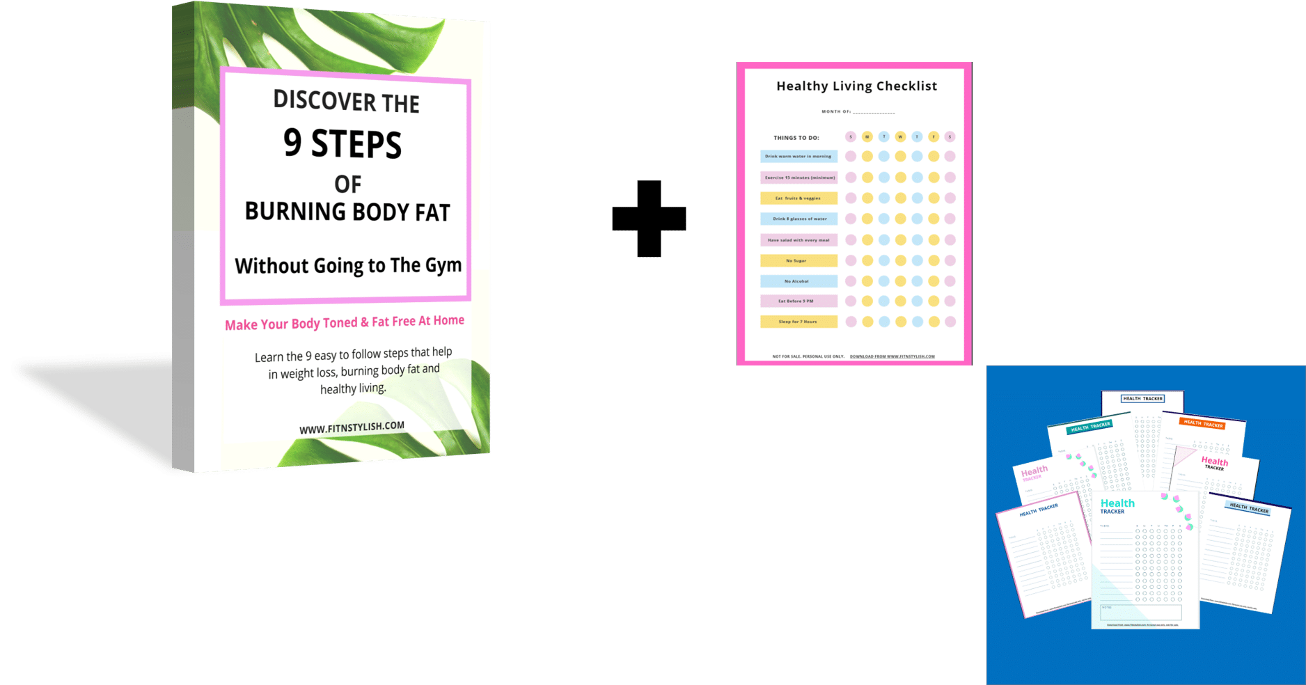 Lose body Fat Ebook