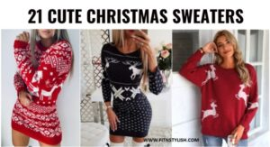Read more about the article 21 Cute & Classy Christmas Sweaters For Women