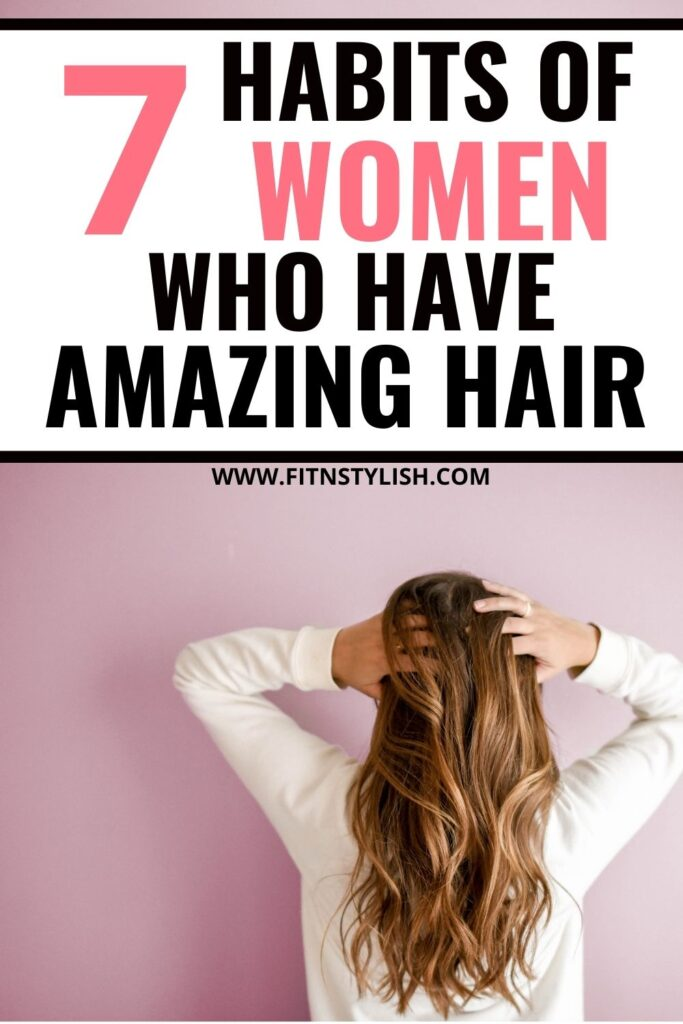 Hair care tips: hair care hacks for women. These are the habits of women who have amazing hair.