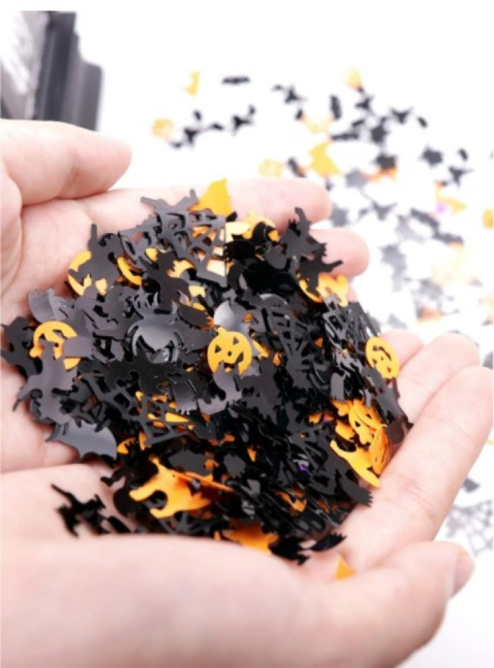 1pack Halloween Throwing Confetti